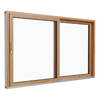 HS lift-and-slide balcony door