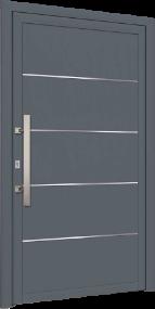 Drzwi zewnętrzne z wypełnieniem wsadowym